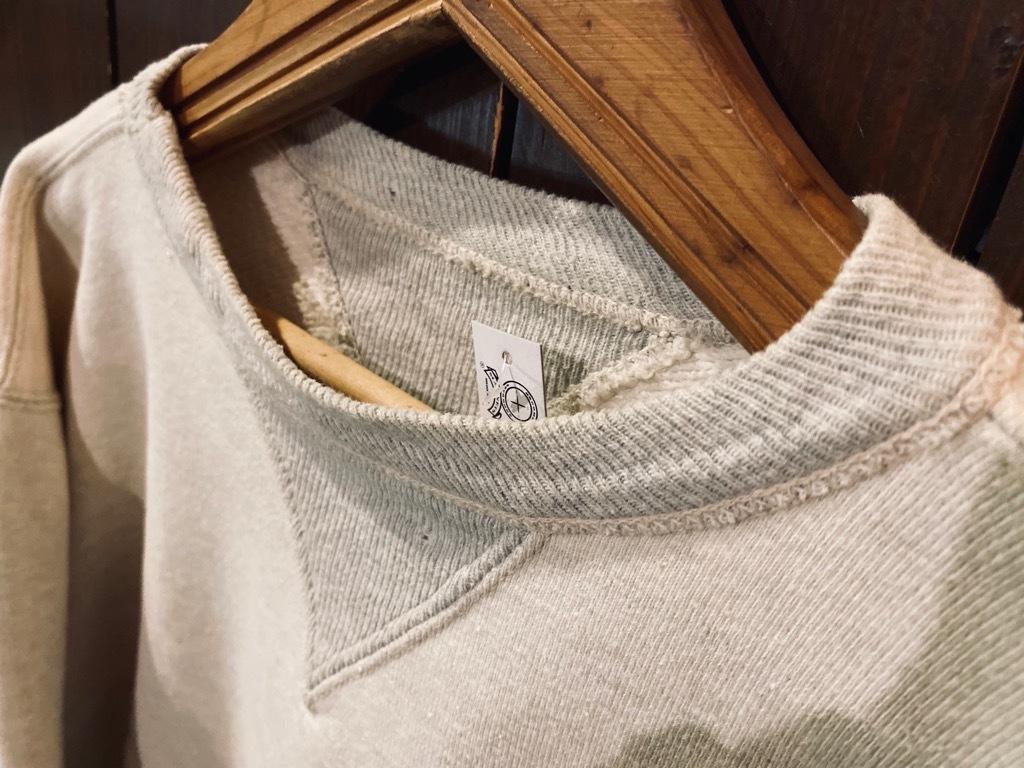 マグネッツ神戸店 8/26(水)秋Vintage入荷! #4  Vintage Sweat Shirt !!!_c0078587_16041361.jpg