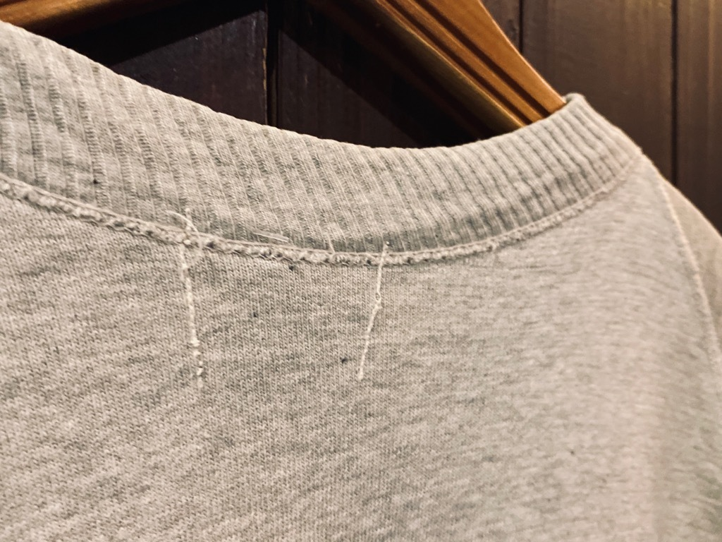 マグネッツ神戸店 8/26(水)秋Vintage入荷! #4  Vintage Sweat Shirt !!!_c0078587_16062634.jpg
