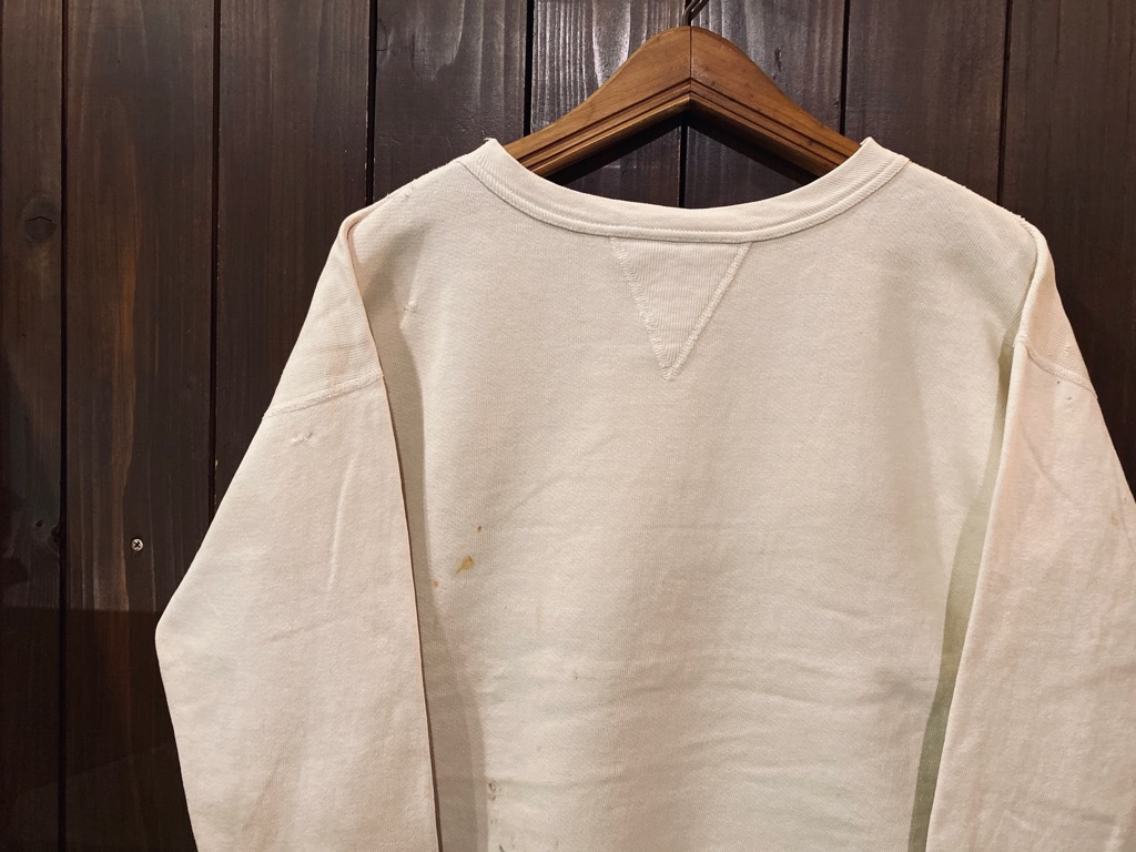 マグネッツ神戸店 8/26(水)秋Vintage入荷! #4  Vintage Sweat Shirt !!!_c0078587_16153384.jpg