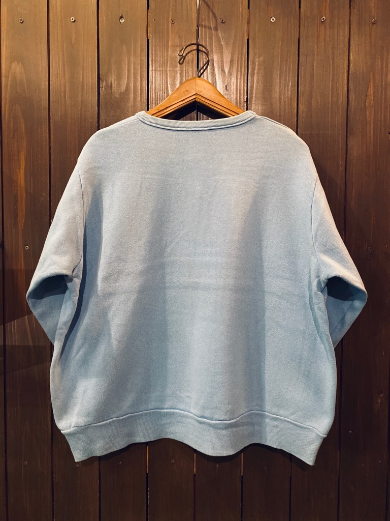 マグネッツ神戸店 8/26(水)秋Vintage入荷! #4  Vintage Sweat Shirt !!!_c0078587_16215717.jpg