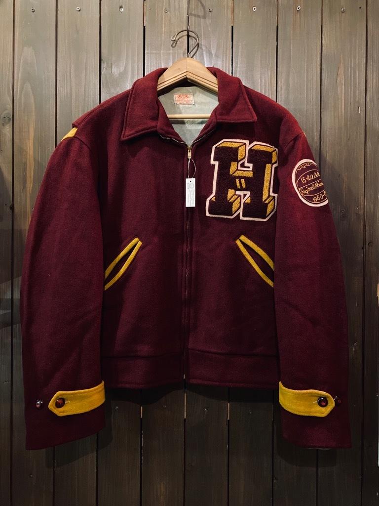 マグネッツ神戸店 8/26(水)秋Vintage入荷! #2 Vintage Varsity Jacket Part1!!!_c0078587_19070082.jpg