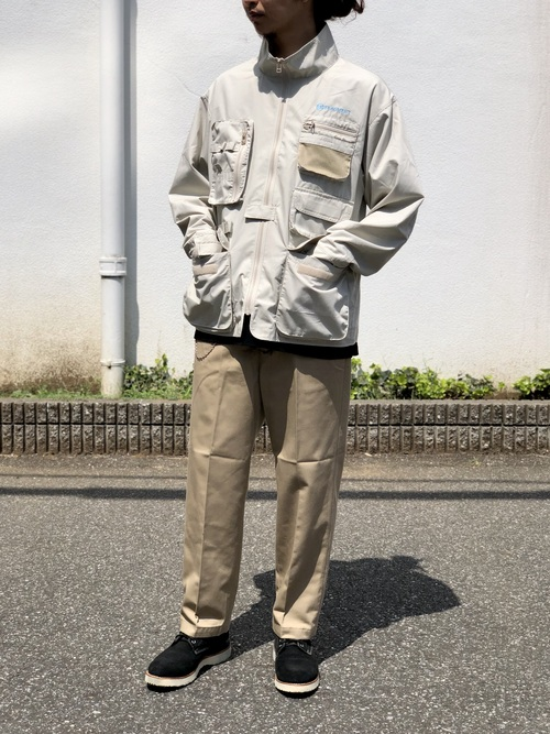 uniform experiment - MULTI POCKET JACKET_c0079892_12415911.jpg