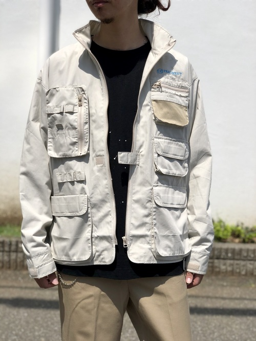 uniform experiment - MULTI POCKET JACKET_c0079892_12421560.jpg