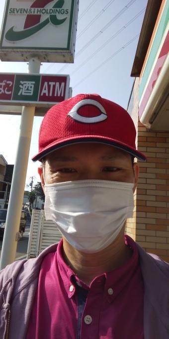 本日も誰もしないアベノマスクよりコンビニのマスクで介護現場に出勤です!_e0094315_08254627.jpg