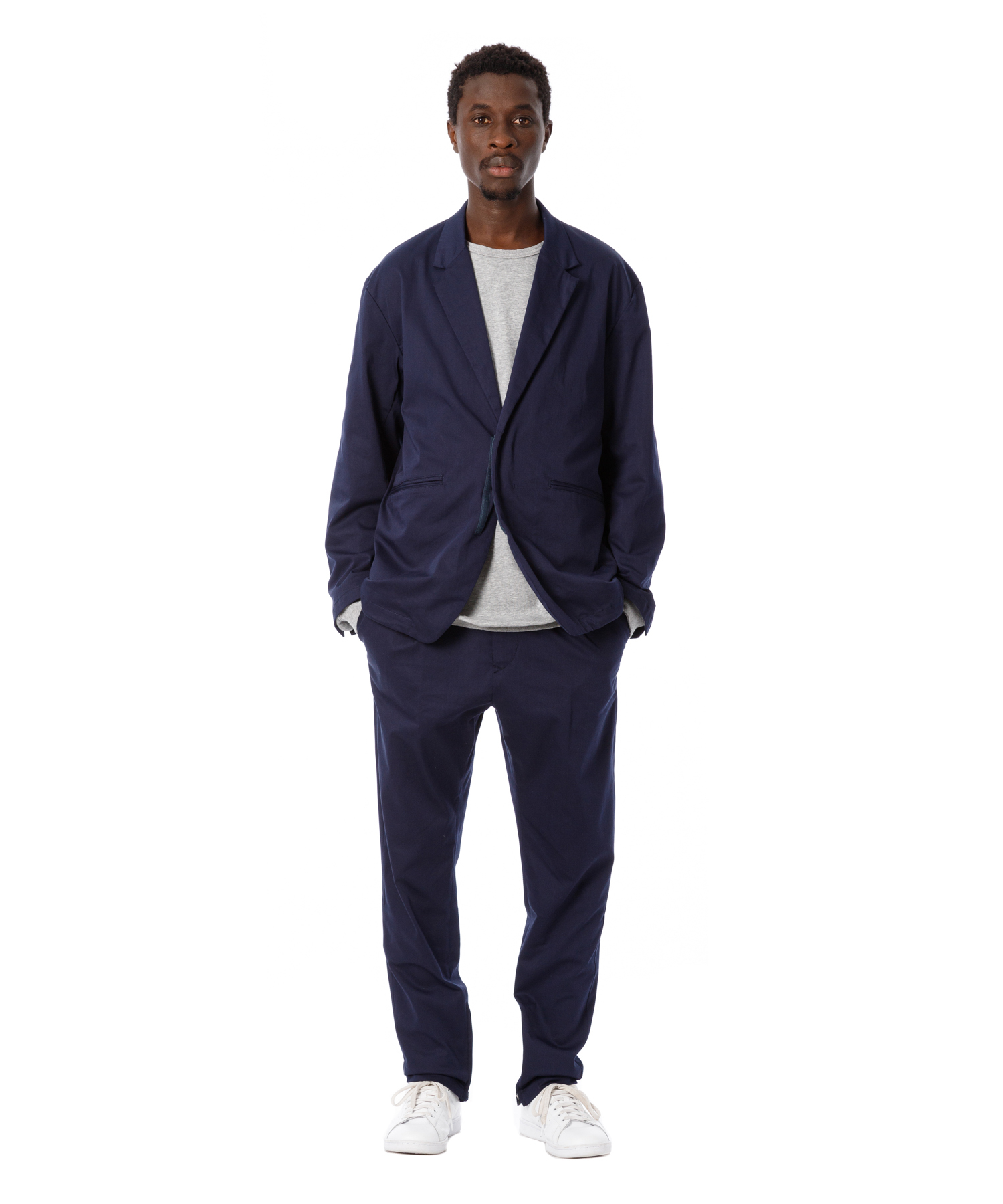 SANDINISTAの COOLMAX Stretch Jacket&Easy Tuck Pants_e0036919_17271373.jpg