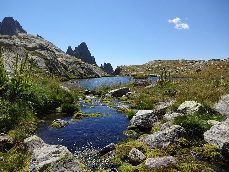 メルカントゥール国立公園で日帰りハイキング(今年2回目)_f0194446_04490157.jpg