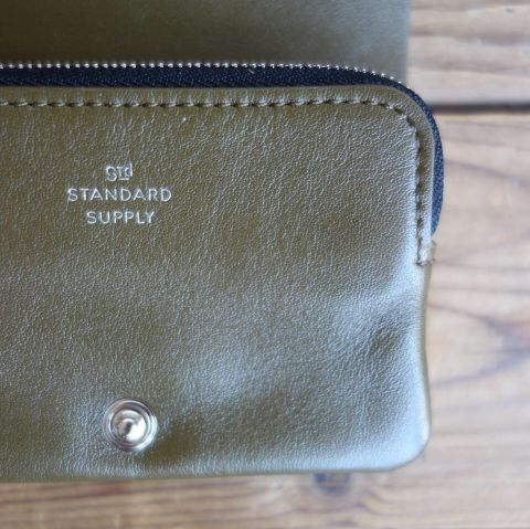 STANDARD SUPPLY : ACCORDION COMPACT WALLET_a0234452_14284991.jpg