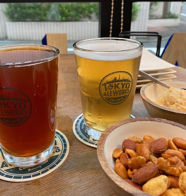 craft beer   素敵なインテリア空間で美味しいひととき♪_a0165160_22043827.jpg