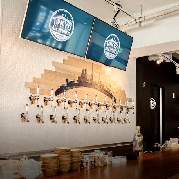 craft beer   素敵なインテリア空間で美味しいひととき♪_a0165160_22050241.jpg