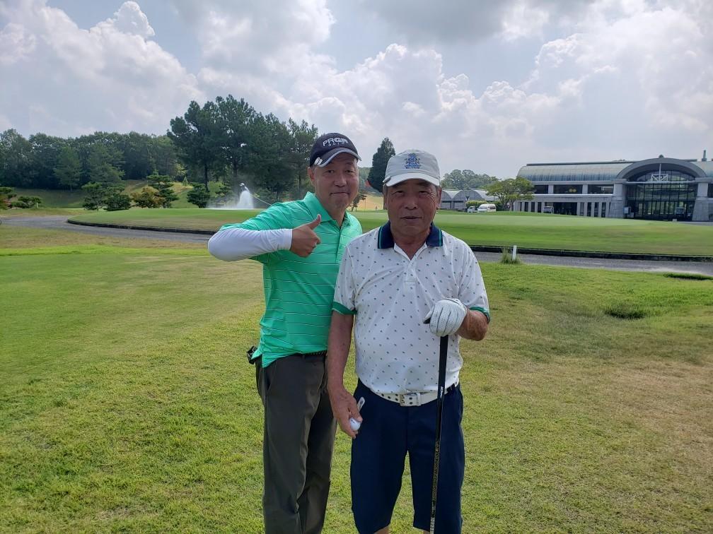 PGA競技会練習ラウンド_c0160277_20112417.jpg