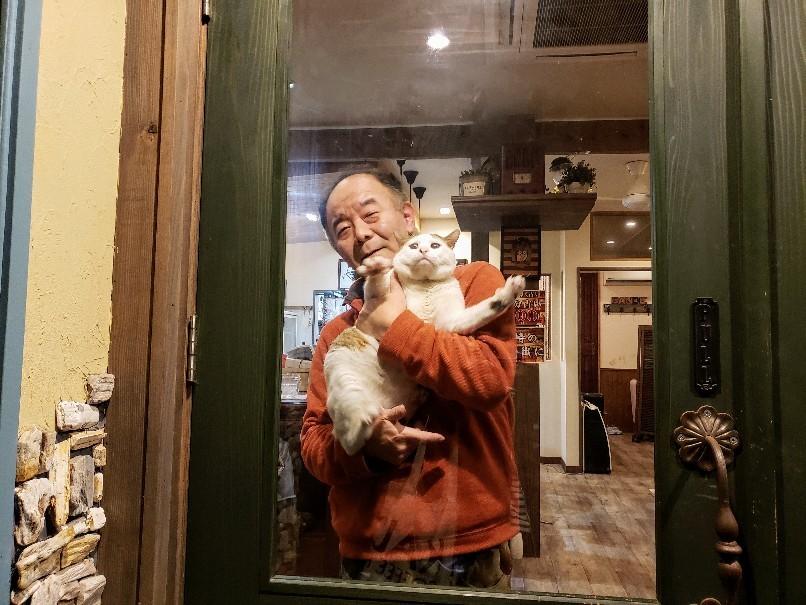 Good Bye 猫に優しいカフェ_c0193077_11313487.jpg
