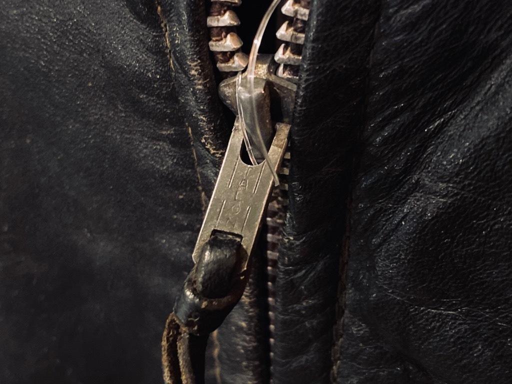 マグネッツ神戸店 8/26(水)秋Vintage入荷! #7 Vintage Leather Jacket!!!_c0078587_14441452.jpg