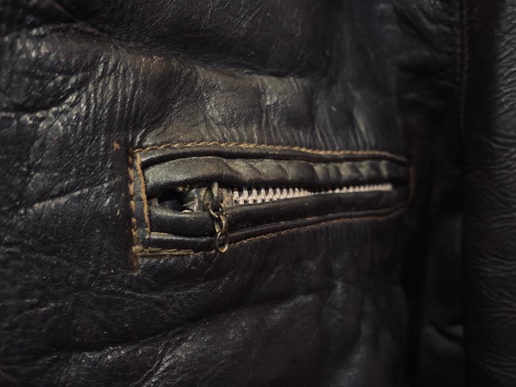 マグネッツ神戸店 8/26(水)秋Vintage入荷! #7 Vintage Leather Jacket!!!_c0078587_14441453.jpg