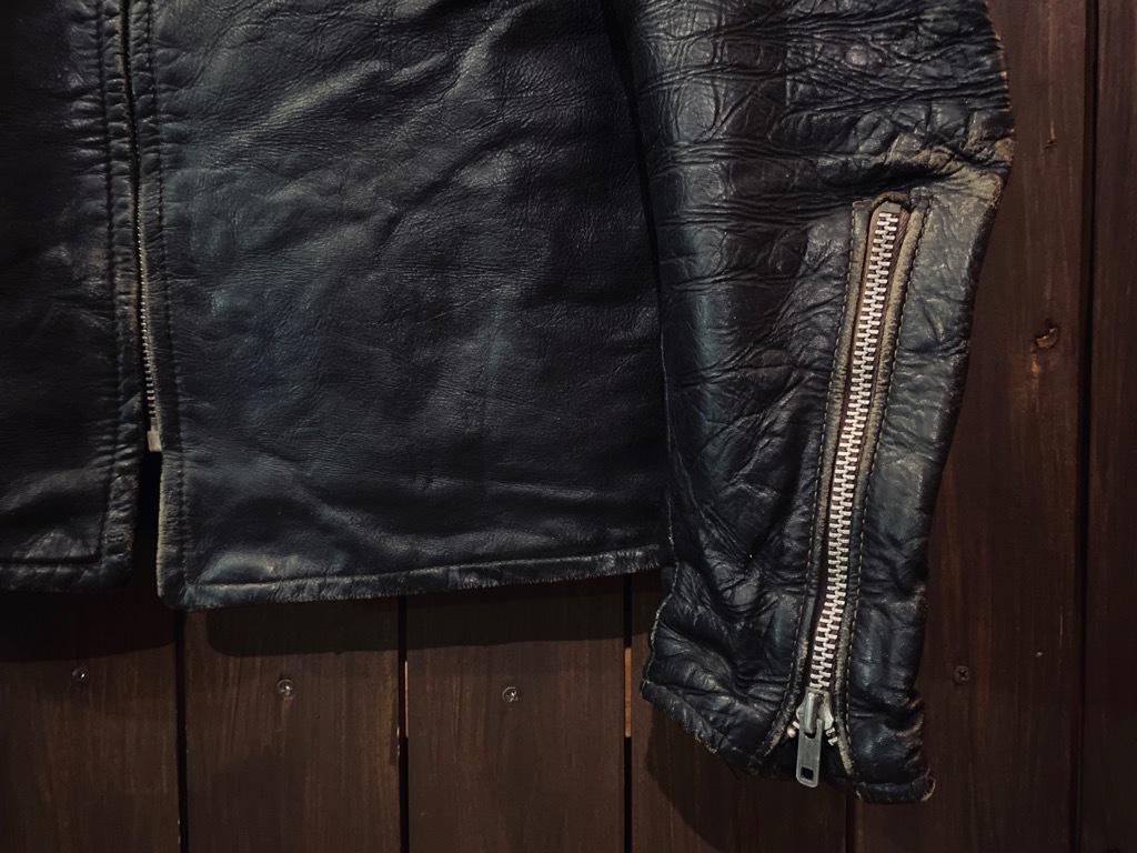 マグネッツ神戸店 8/26(水)秋Vintage入荷! #7 Vintage Leather Jacket!!!_c0078587_14441460.jpg