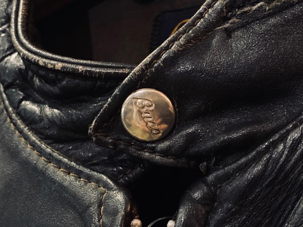 マグネッツ神戸店 8/26(水)秋Vintage入荷! #7 Vintage Leather Jacket!!!_c0078587_14441479.jpg