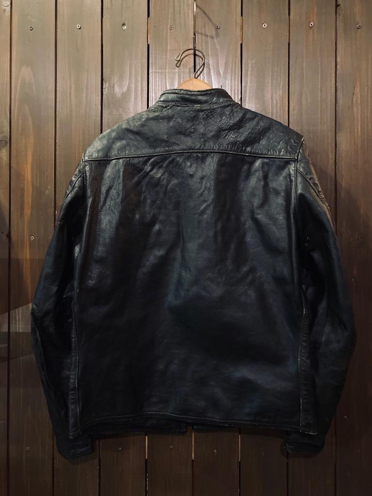 マグネッツ神戸店 8/26(水)秋Vintage入荷! #7 Vintage Leather Jacket!!!_c0078587_14441528.jpg