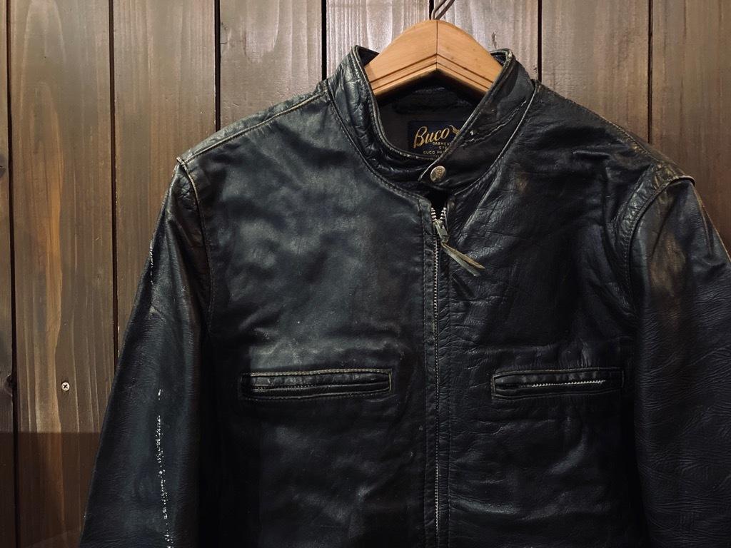 マグネッツ神戸店 8/26(水)秋Vintage入荷! #7 Vintage Leather Jacket!!!_c0078587_14441548.jpg