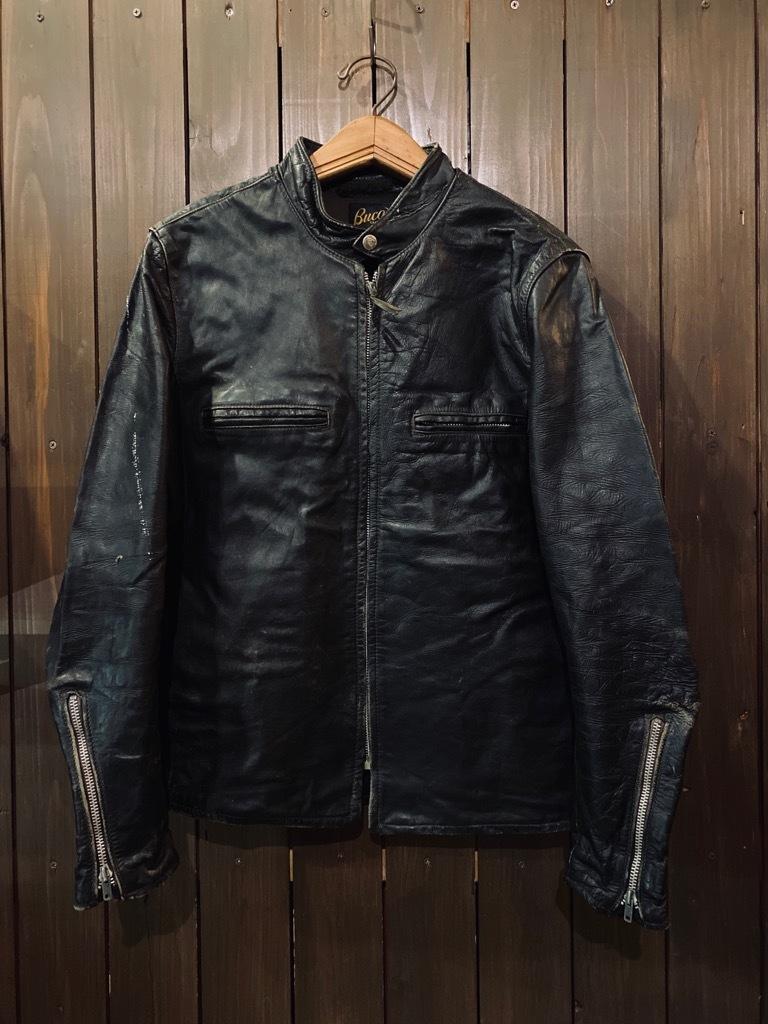 マグネッツ神戸店 8/26(水)秋Vintage入荷! #7 Vintage Leather Jacket!!!_c0078587_14441553.jpg