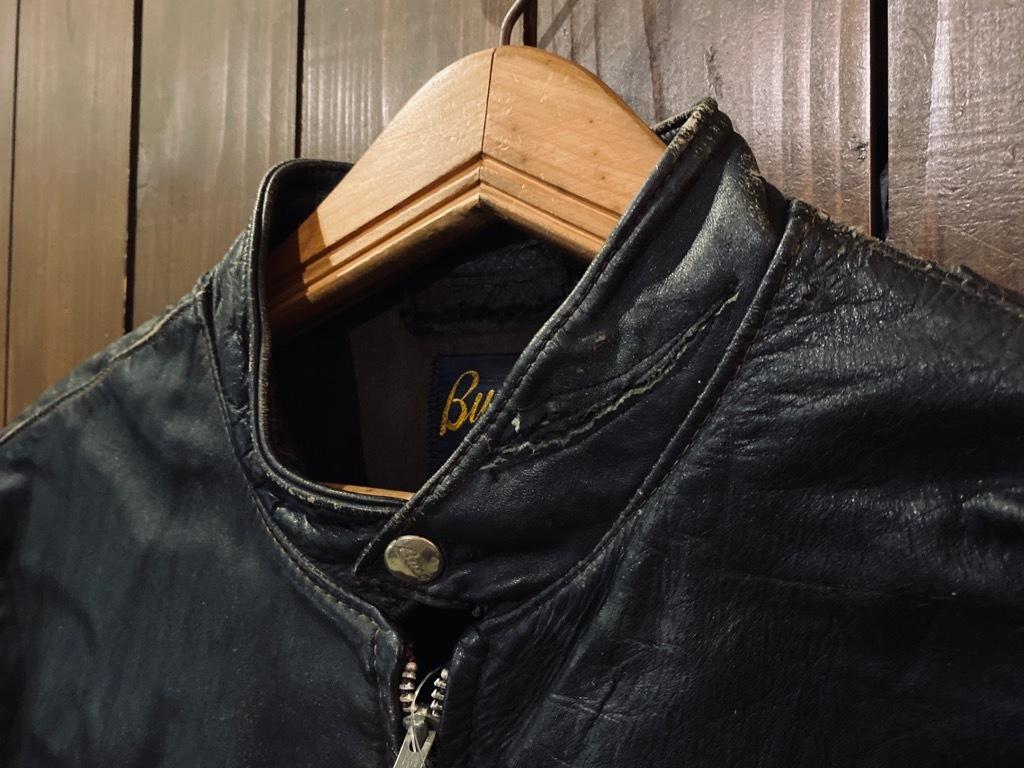 マグネッツ神戸店 8/26(水)秋Vintage入荷! #7 Vintage Leather Jacket!!!_c0078587_14441575.jpg