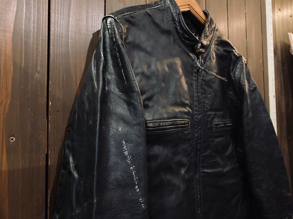 マグネッツ神戸店 8/26(水)秋Vintage入荷! #7 Vintage Leather Jacket!!!_c0078587_14551959.jpg