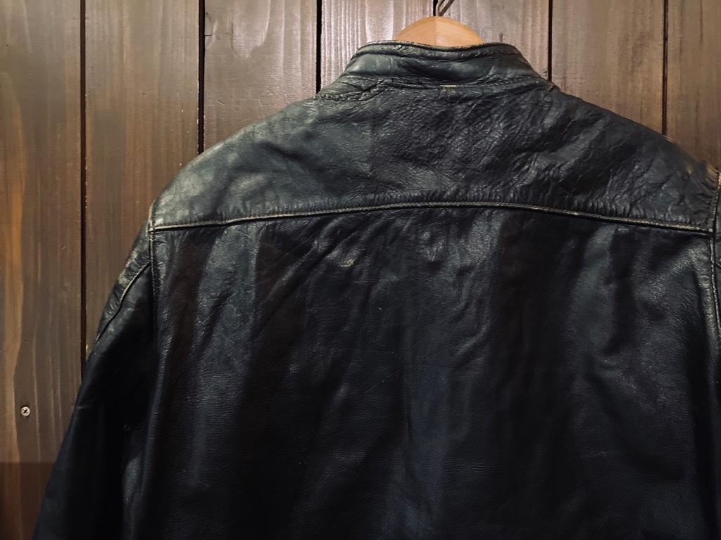 マグネッツ神戸店 8/26(水)秋Vintage入荷! #7 Vintage Leather Jacket!!!_c0078587_14552021.jpg