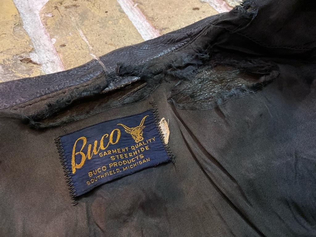 マグネッツ神戸店 8/26(水)秋Vintage入荷! #7 Vintage Leather Jacket!!!_c0078587_14552046.jpg