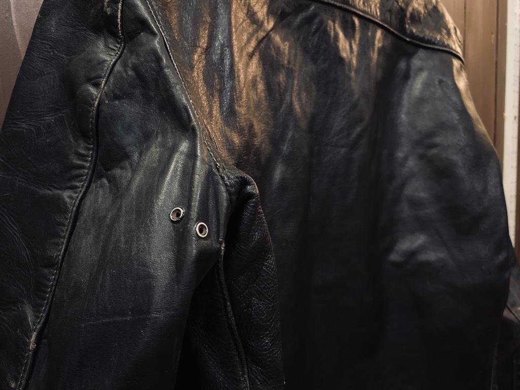 マグネッツ神戸店 8/26(水)秋Vintage入荷! #7 Vintage Leather Jacket!!!_c0078587_14552127.jpg