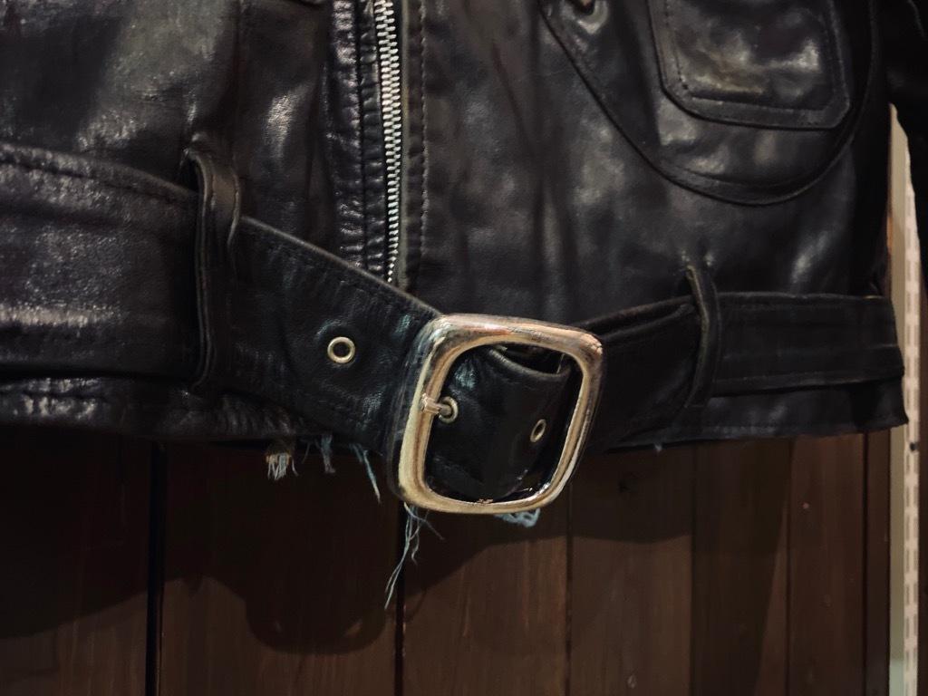 マグネッツ神戸店 8/26(水)秋Vintage入荷! #7 Vintage Leather Jacket!!!_c0078587_15001506.jpg