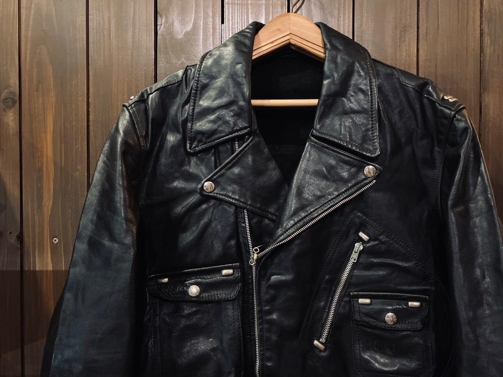 マグネッツ神戸店 8/26(水)秋Vintage入荷! #7 Vintage Leather Jacket!!!_c0078587_15001607.jpg