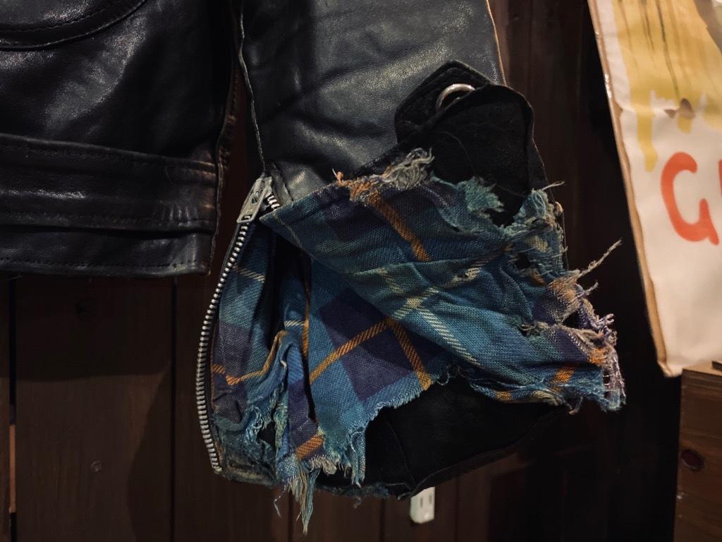 マグネッツ神戸店 8/26(水)秋Vintage入荷! #7 Vintage Leather Jacket!!!_c0078587_15001645.jpg