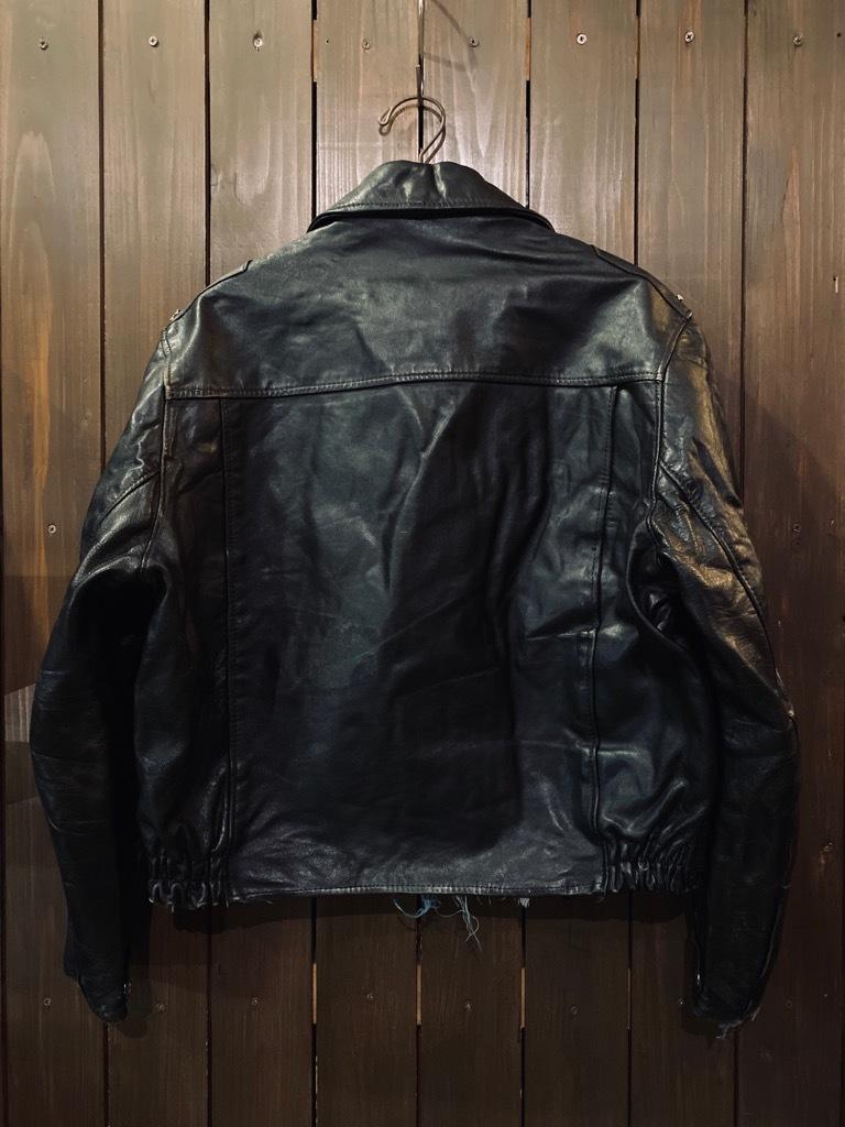 マグネッツ神戸店 8/26(水)秋Vintage入荷! #7 Vintage Leather Jacket!!!_c0078587_15001664.jpg