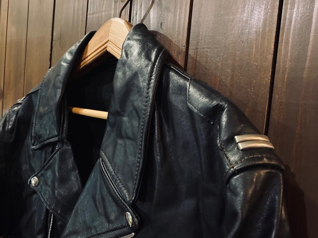 マグネッツ神戸店 8/26(水)秋Vintage入荷! #7 Vintage Leather Jacket!!!_c0078587_15020780.jpg