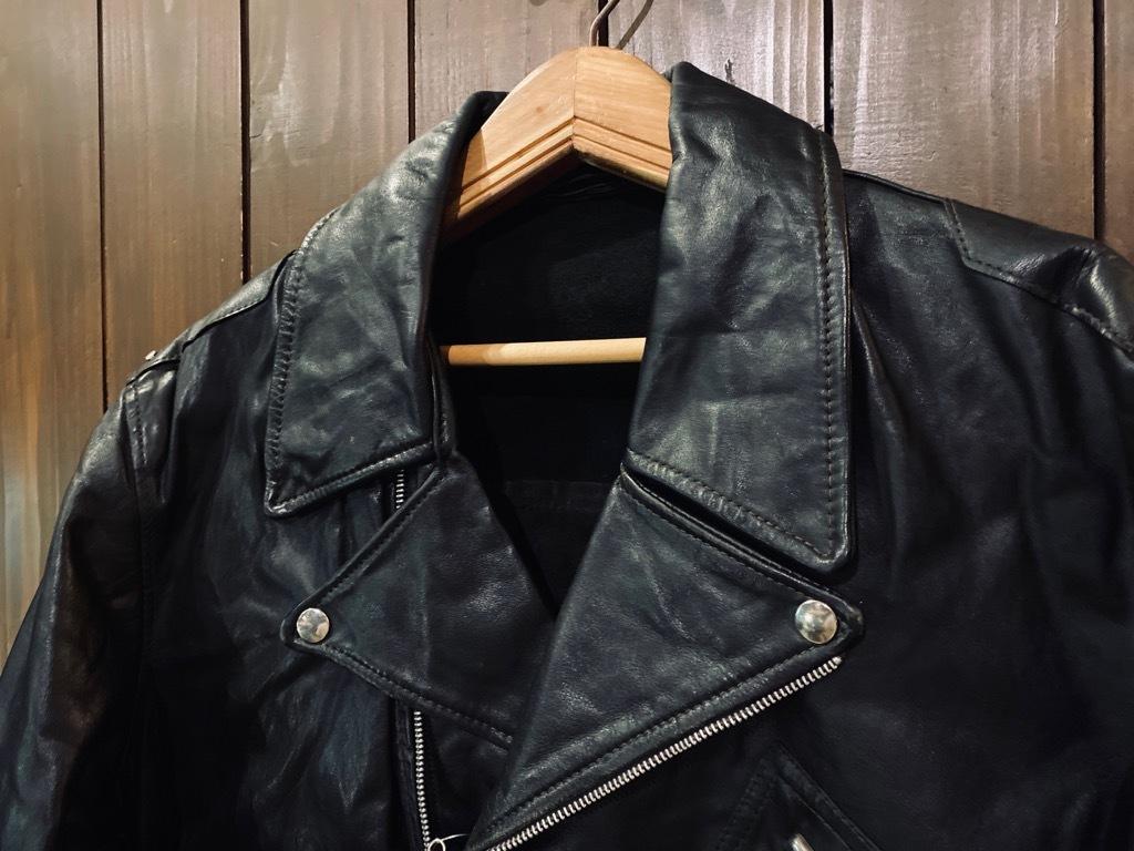 マグネッツ神戸店 8/26(水)秋Vintage入荷! #7 Vintage Leather Jacket!!!_c0078587_15020785.jpg