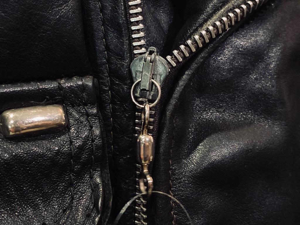マグネッツ神戸店 8/26(水)秋Vintage入荷! #7 Vintage Leather Jacket!!!_c0078587_15020803.jpg