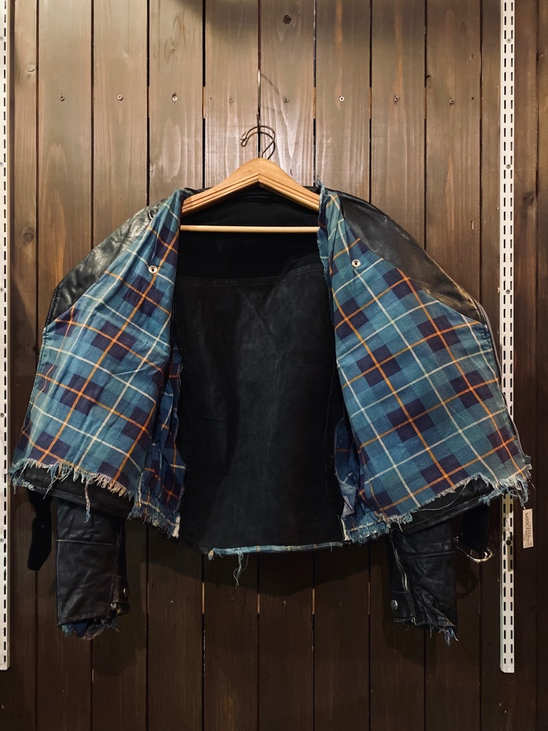 マグネッツ神戸店 8/26(水)秋Vintage入荷! #7 Vintage Leather Jacket!!!_c0078587_15020857.jpg