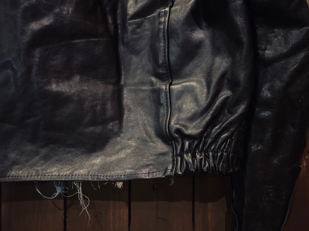 マグネッツ神戸店 8/26(水)秋Vintage入荷! #7 Vintage Leather Jacket!!!_c0078587_15020859.jpg