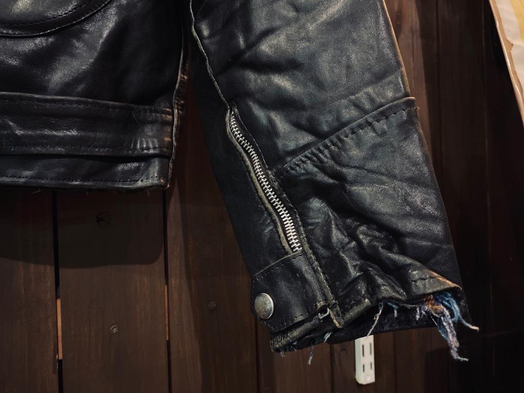 マグネッツ神戸店 8/26(水)秋Vintage入荷! #7 Vintage Leather Jacket!!!_c0078587_15020880.jpg