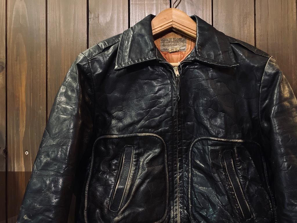 マグネッツ神戸店 8/26(水)秋Vintage入荷! #7 Vintage Leather Jacket!!!_c0078587_15045339.jpg