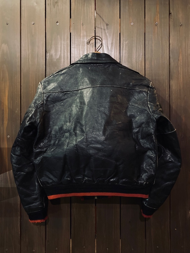 マグネッツ神戸店 8/26(水)秋Vintage入荷! #7 Vintage Leather Jacket!!!_c0078587_15045450.jpg