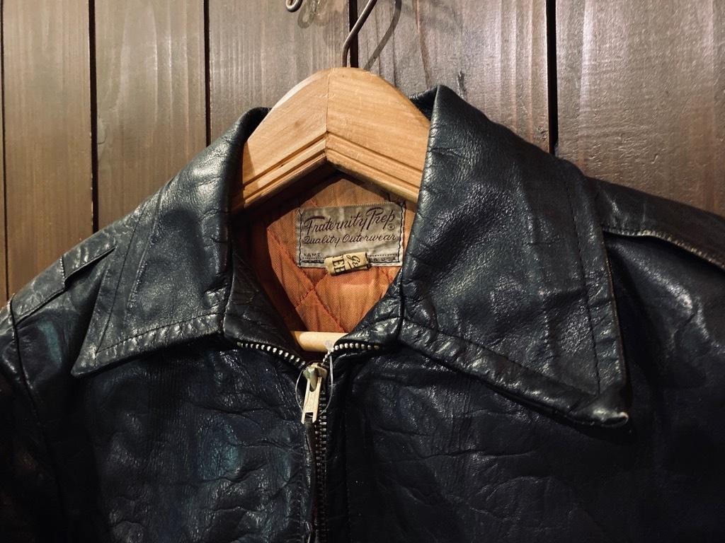 マグネッツ神戸店 8/26(水)秋Vintage入荷! #7 Vintage Leather Jacket!!!_c0078587_15045489.jpg
