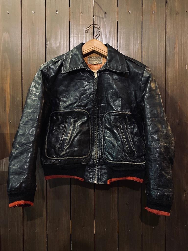 マグネッツ神戸店 8/26(水)秋Vintage入荷! #7 Vintage Leather Jacket!!!_c0078587_15045512.jpg