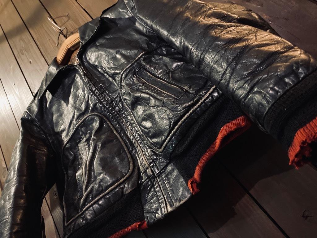 マグネッツ神戸店 8/26(水)秋Vintage入荷! #7 Vintage Leather Jacket!!!_c0078587_15045566.jpg