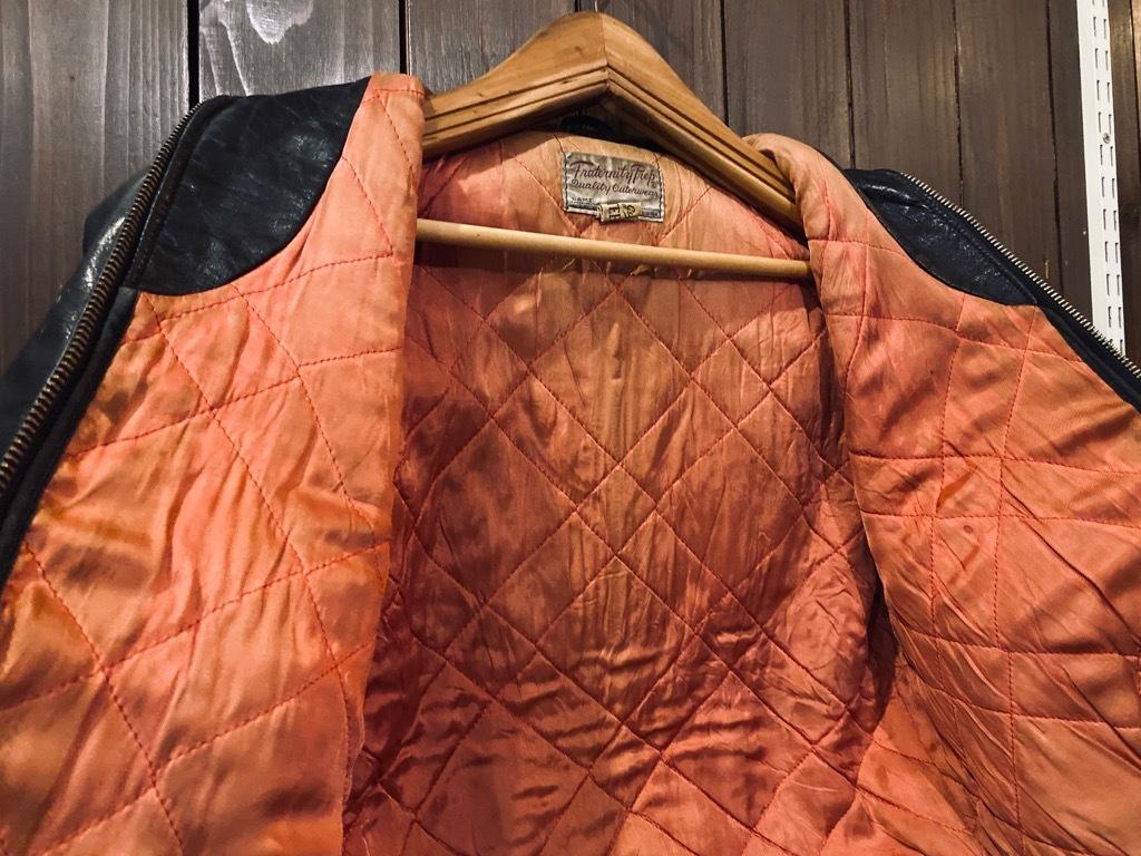 マグネッツ神戸店 8/26(水)秋Vintage入荷! #7 Vintage Leather Jacket!!!_c0078587_15054061.jpg