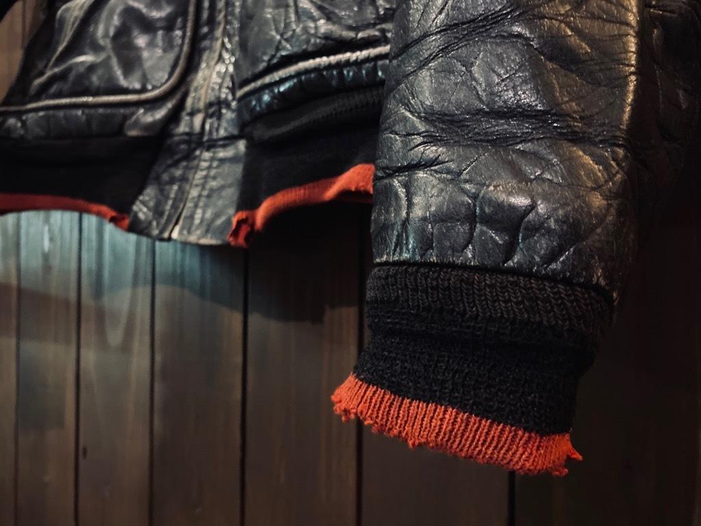 マグネッツ神戸店 8/26(水)秋Vintage入荷! #7 Vintage Leather Jacket!!!_c0078587_15054094.jpg