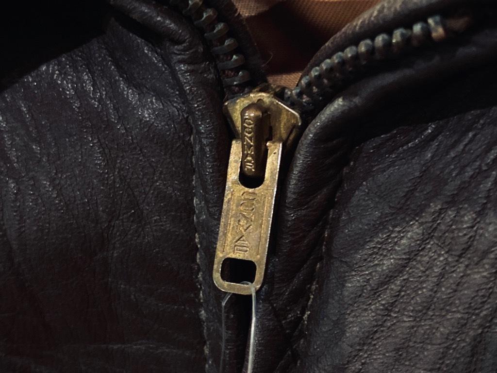 マグネッツ神戸店 8/26(水)秋Vintage入荷! #7 Vintage Leather Jacket!!!_c0078587_15061257.jpg
