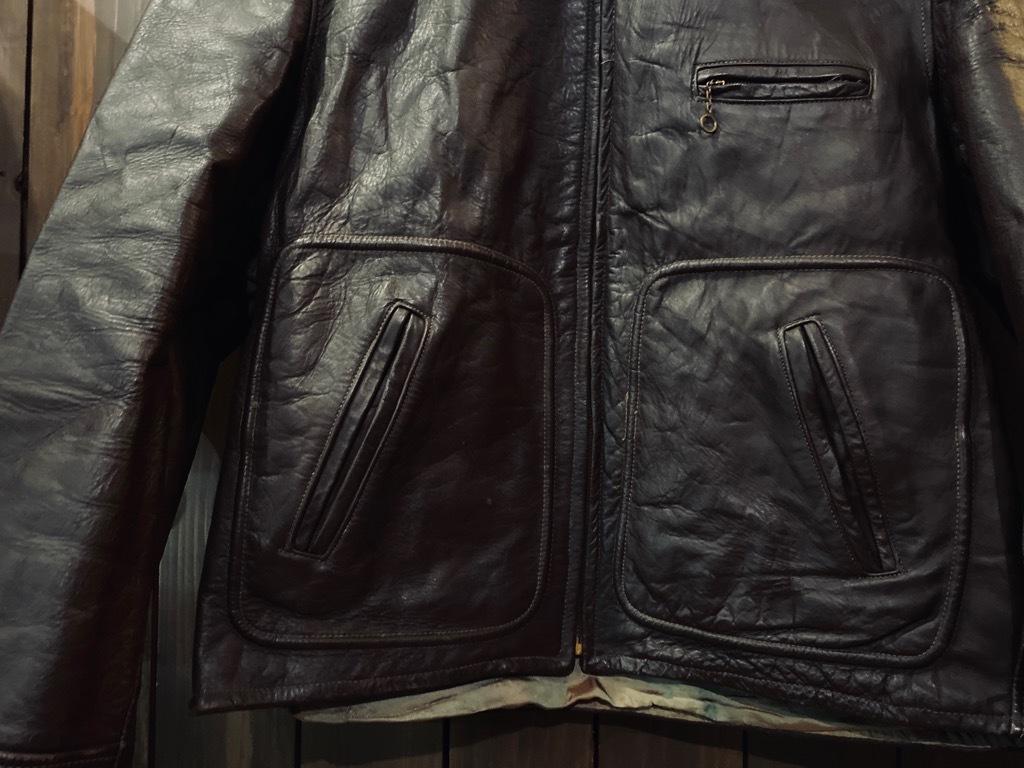 マグネッツ神戸店 8/26(水)秋Vintage入荷! #7 Vintage Leather Jacket!!!_c0078587_15061287.jpg