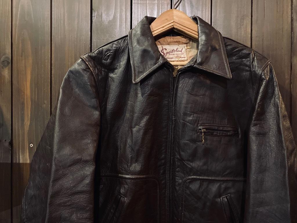 マグネッツ神戸店 8/26(水)秋Vintage入荷! #7 Vintage Leather Jacket!!!_c0078587_15061309.jpg