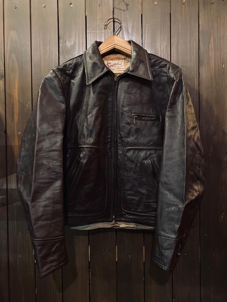 マグネッツ神戸店 8/26(水)秋Vintage入荷! #7 Vintage Leather Jacket!!!_c0078587_15061356.jpg