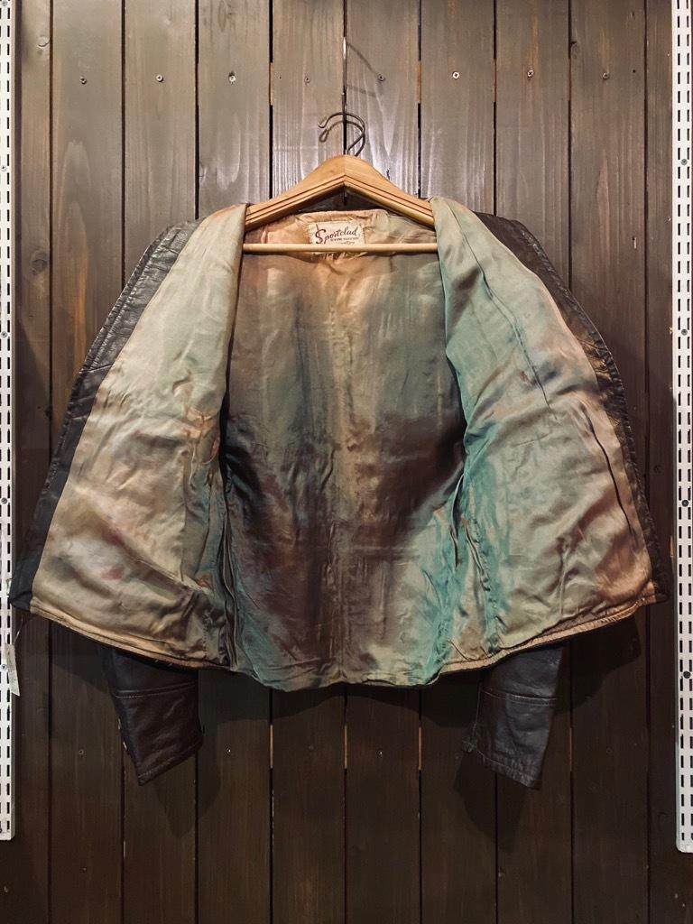 マグネッツ神戸店 8/26(水)秋Vintage入荷! #7 Vintage Leather Jacket!!!_c0078587_15061394.jpg