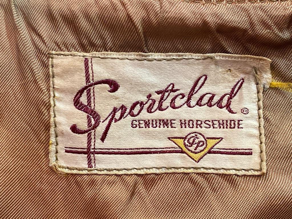 マグネッツ神戸店 8/26(水)秋Vintage入荷! #7 Vintage Leather Jacket!!!_c0078587_15070588.jpg